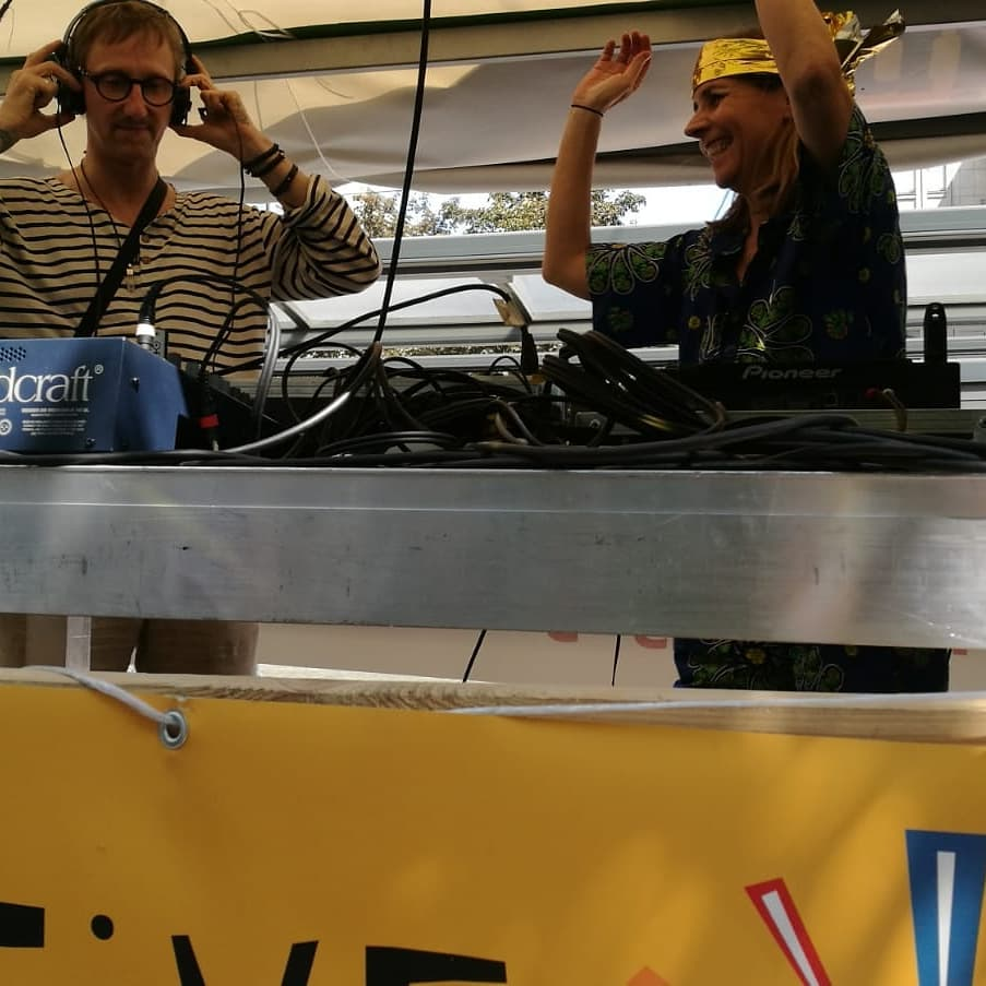 Berlin Techno DJs