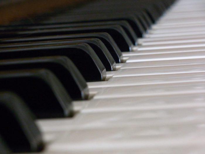 Klavier Techno