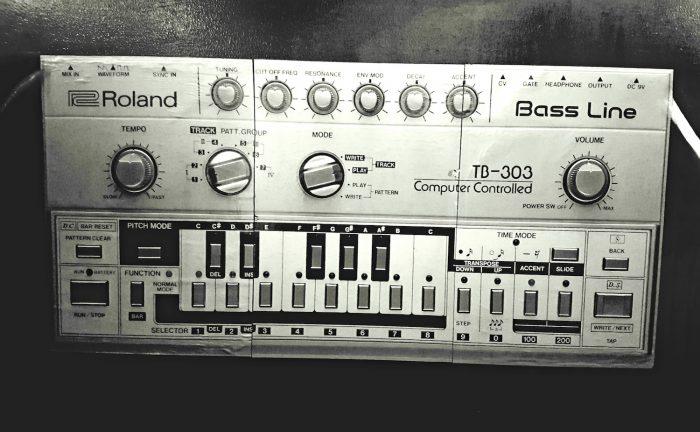 Der Roland TB 303