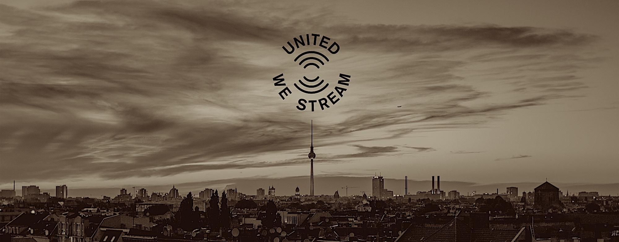 Techno musik im Online-stream