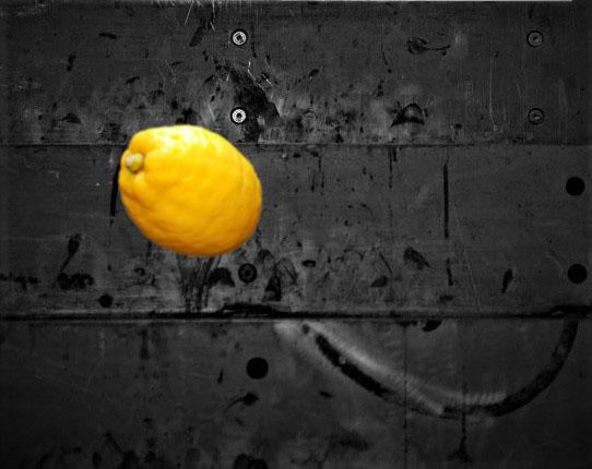 The techno lemon