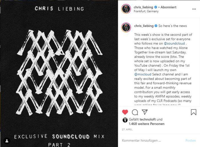 Techno DJ und produzent aus Frankfurt am Main