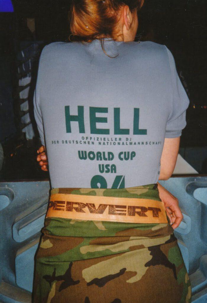 Clubwear from label Pervert